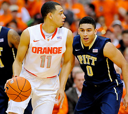 Syracuse Orange vs. Pittsburgh Panthers (NCAA College Basketball) Game Live Streaming and Preview
